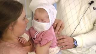 """""""Кинезитерапия для детей, больных муковисцидозом, возрастом до 1 года """"Матвеев В.С."""