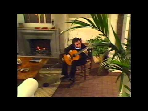 Ernesto Bitetti plays LIVE: Sonatina (1st Mov) by Moreno Torroba