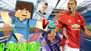 Minecraft: IBRAHIMOVIC ME CHAMOU DE MOLEQUE !?! - O Jogador (The Journey) #07 ‹ Goten ›