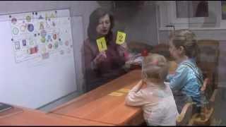 Маленькая школа для маленьких.Математика.Дети 3-х лет.