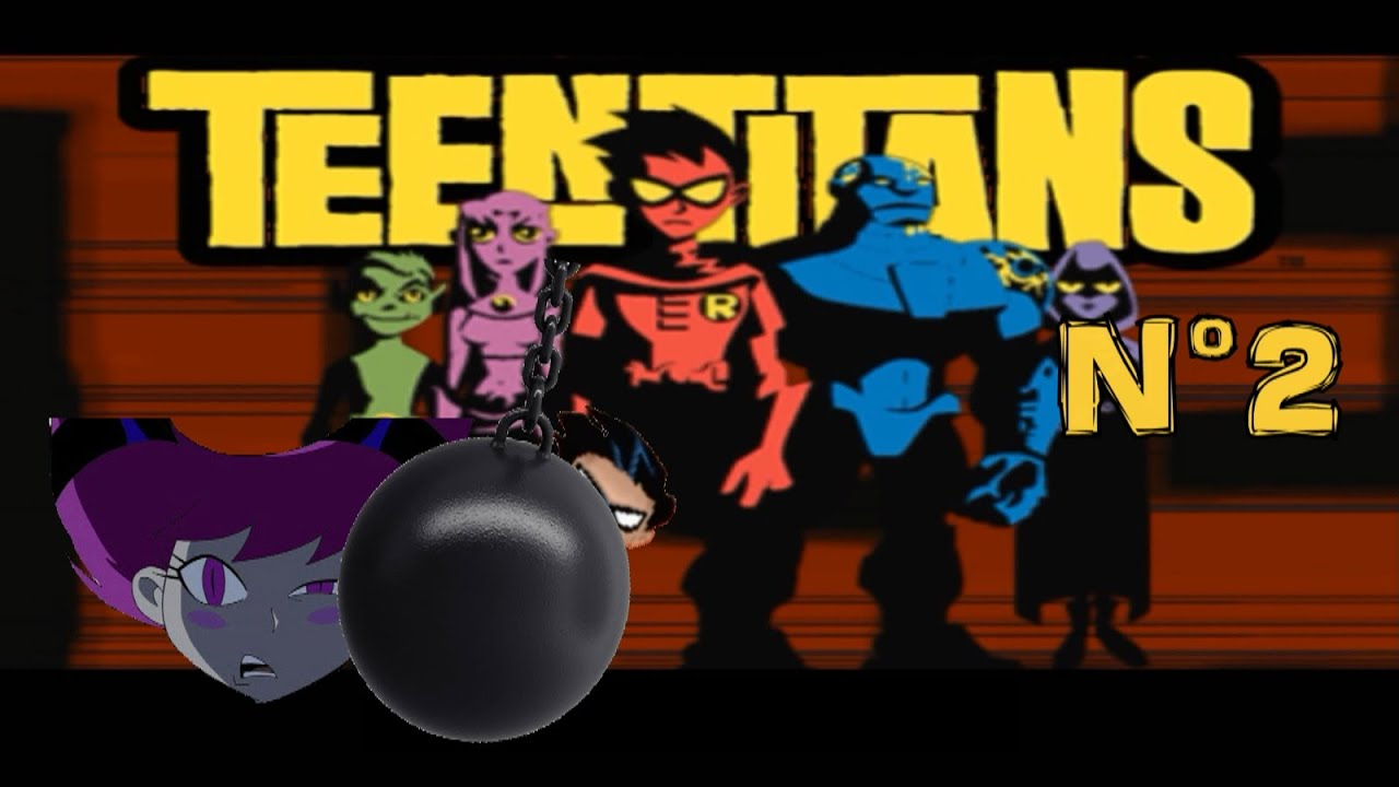 Teen Titans Game Ps2 - Squirting - Video Xxx-3844