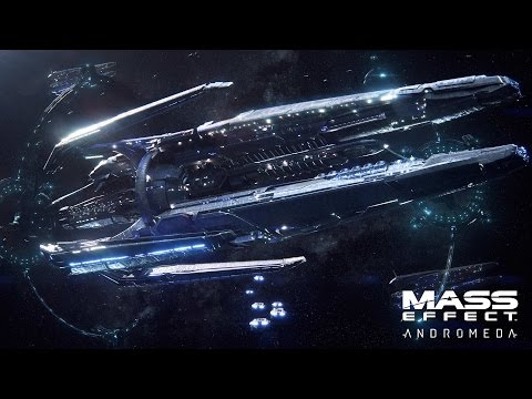 Mass Effect Andromeda: Stream #1 [German/Deutsch]