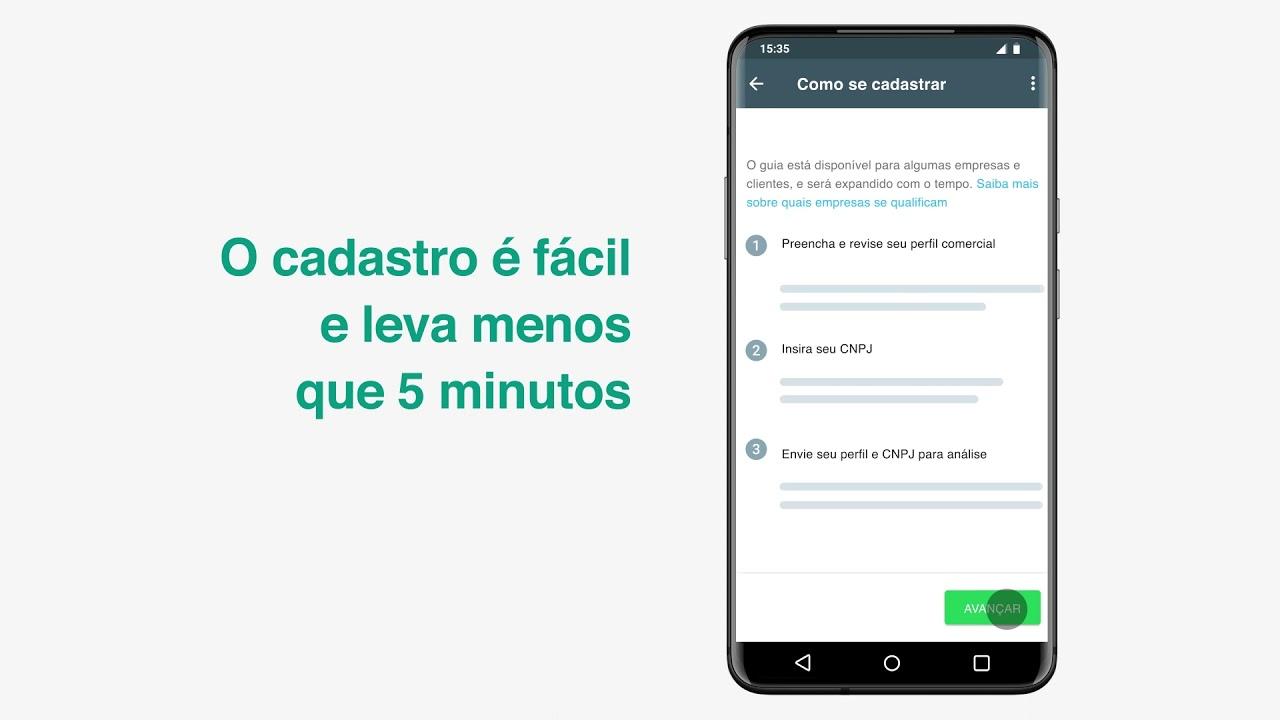Como se cadastrar no guia de negócios do WhatsApp