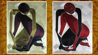 AFRICA II - Artes-Artesanías