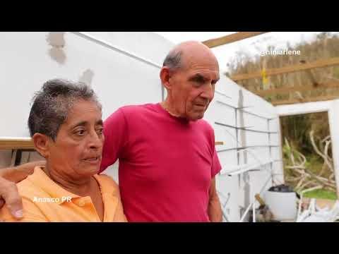 Anasco PR  luego del Huracan Maria