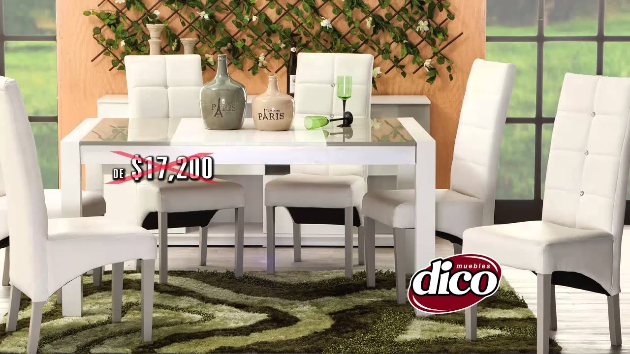Closet en muebles dico 20170829180919 for Catalogo de comedores