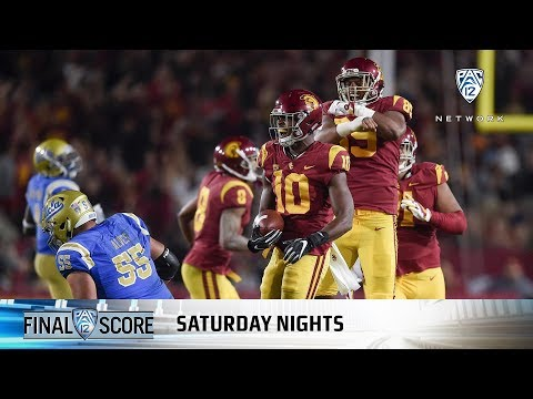Highlights: No. 11 USC football defeats crosstown rival UCLA to clinch Pac-12 South crown