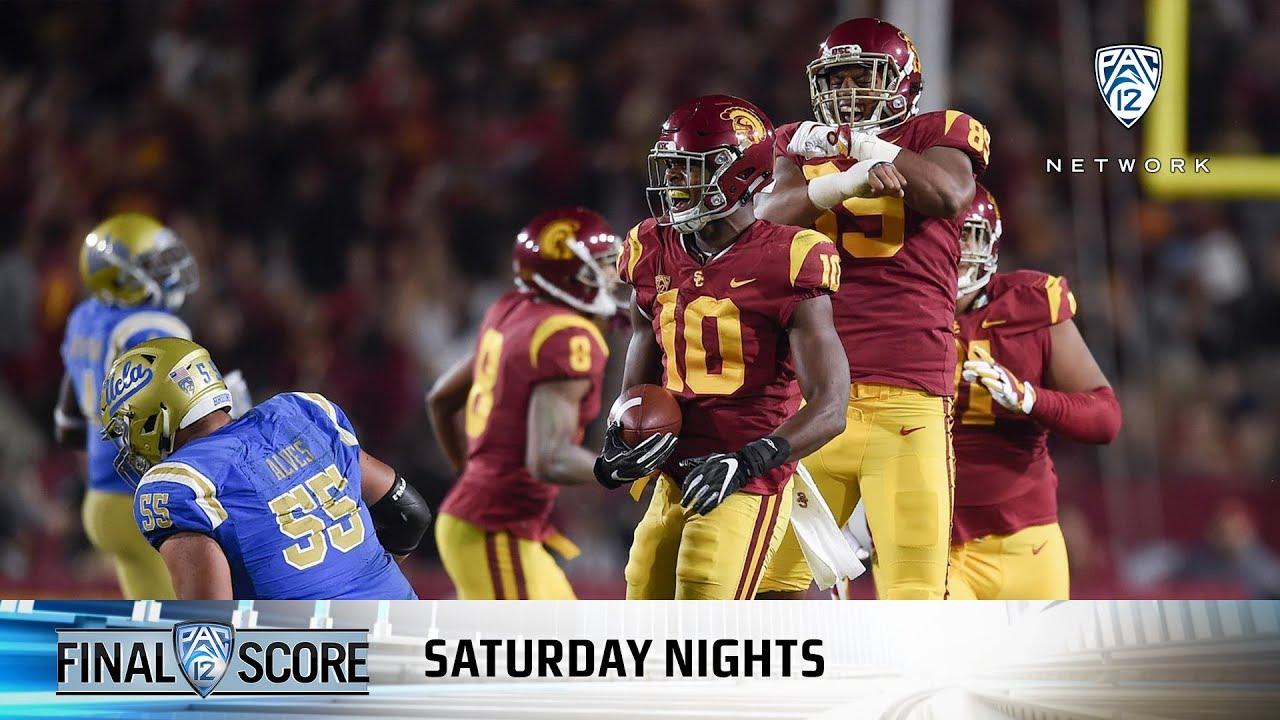 USC Trojans outlast UCLA Bruins: Score, stats, game recap ...