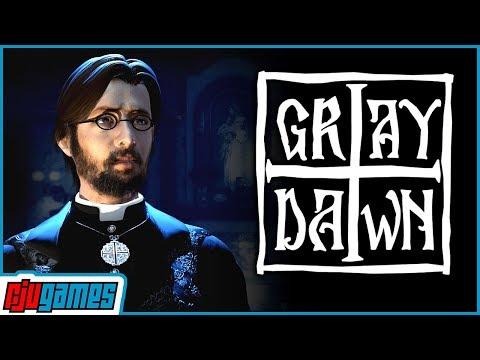 Gray Dawn Part 1   Horror Game   PC Gameplay Walkthrough