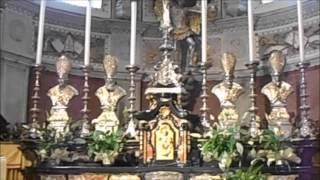 【イタリア旅行】ティラーノ観光 Tirano, Italy