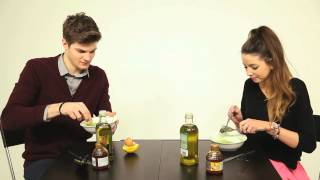 HOMEMADE FACE MASKS: CHALLENGE JIM WITH ZOELLA