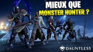 MIEUX QUE MONSTER HUNTER ?