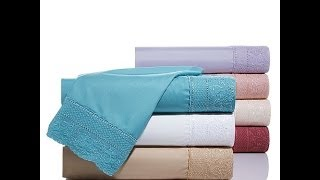 HGM Ventana 6pc Microfiber Sheet Set  Q