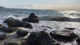 Ocean Waves recorded in Downtown Seattle with LOM Usi Pro's and a Mix Pre 6