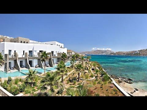 Aeonic Suites & Spa | Mykonos' newest 5-star boutique hotel