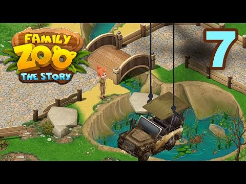 FAMILY ZOO THE STORY - WALKTHROUGH GAMEPLAY - PART 7 ( iOS | Android )