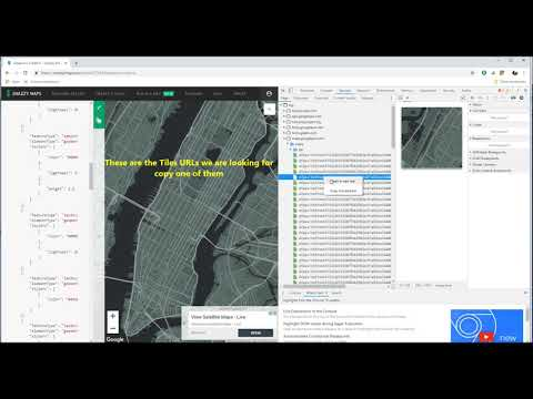 Modify Google Maps Vector Tiles and Open it in QGIS