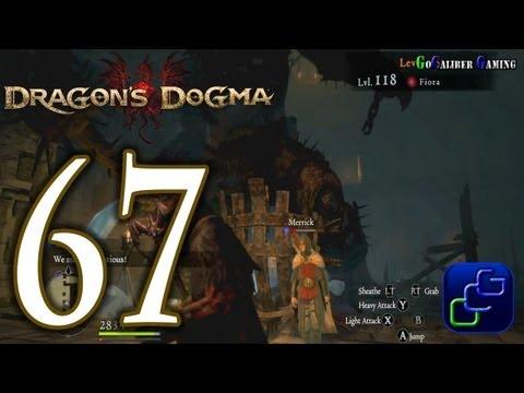 Dragon's Dogma: Dark Arisen Walkthrough - Part 67 - Bitterblack Isle Quest