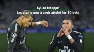 LDC - Kylian Mbappé fait mieux que Messi et Raúl