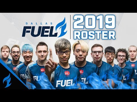 Introducing Your DALLAS FUEL ROSTER! | Overwatch League 2019 thumbnail