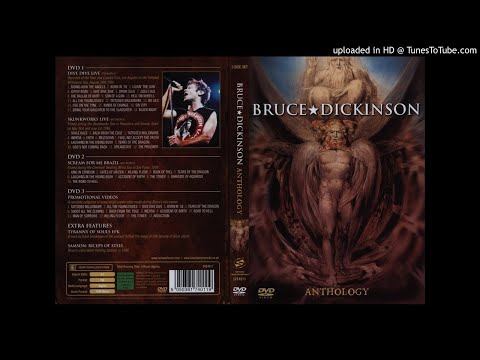 1.BRUCE DICKINSON | RIDING WITH THE ANGELS | ANTHOLOGY