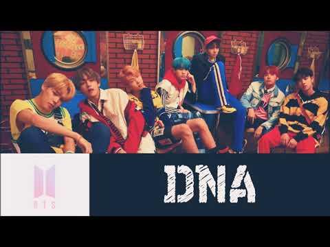 BTS - DNA ( AUDIO 1 HOUR )