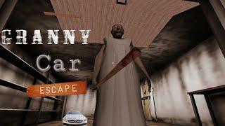 Granny Car Escape |version 1.5