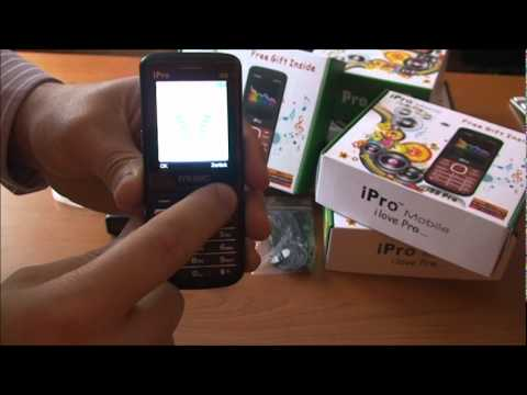 IPro I88 Dual Sim Dualsim Handy Java Kamera MP3 LED