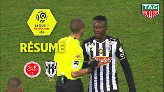 Stade de Reims - Angers SCO ( 0-0 ) - Résumé - (REIMS - SCO) / 2019-20