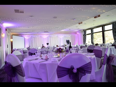 Dibden Golf Club Wedding DJ Martin Lake