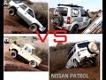 4x4 ISUZU vs NISSAN vs JIMNY vs LAND ROVER SERIES Part 1 of 3