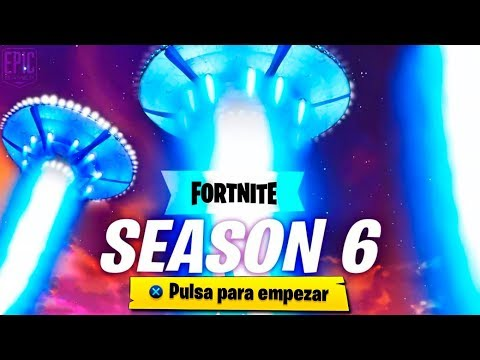 JUGANDO **TEMPORADA 6** de FORTNITE: Battle Royale