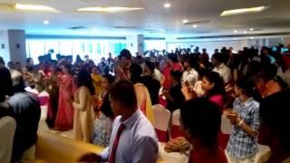 Dewsoft theam song by Mr. Prasant Singh in Gwalior