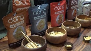 A visit with Dang Foods at Winter Fancy Food Show