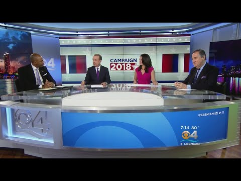 Discussing Midterm Elections With Cal Thomas & Dr. Keith Noble