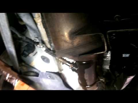 2011 Mercedes E350 Bluetec Nox Sensor Replacement Youtube