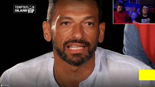 IL PIU' CORNUTO D'ITALIA - TEMPTATION ISLAND VIP - [REACTION PUNTATA 2 - Seconda Parte]
