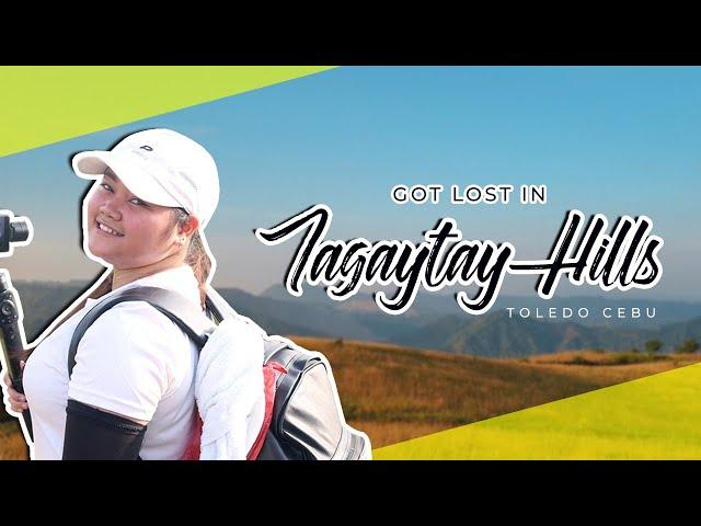 Got lost in Tagaytay Hills in Toledo City Cebu