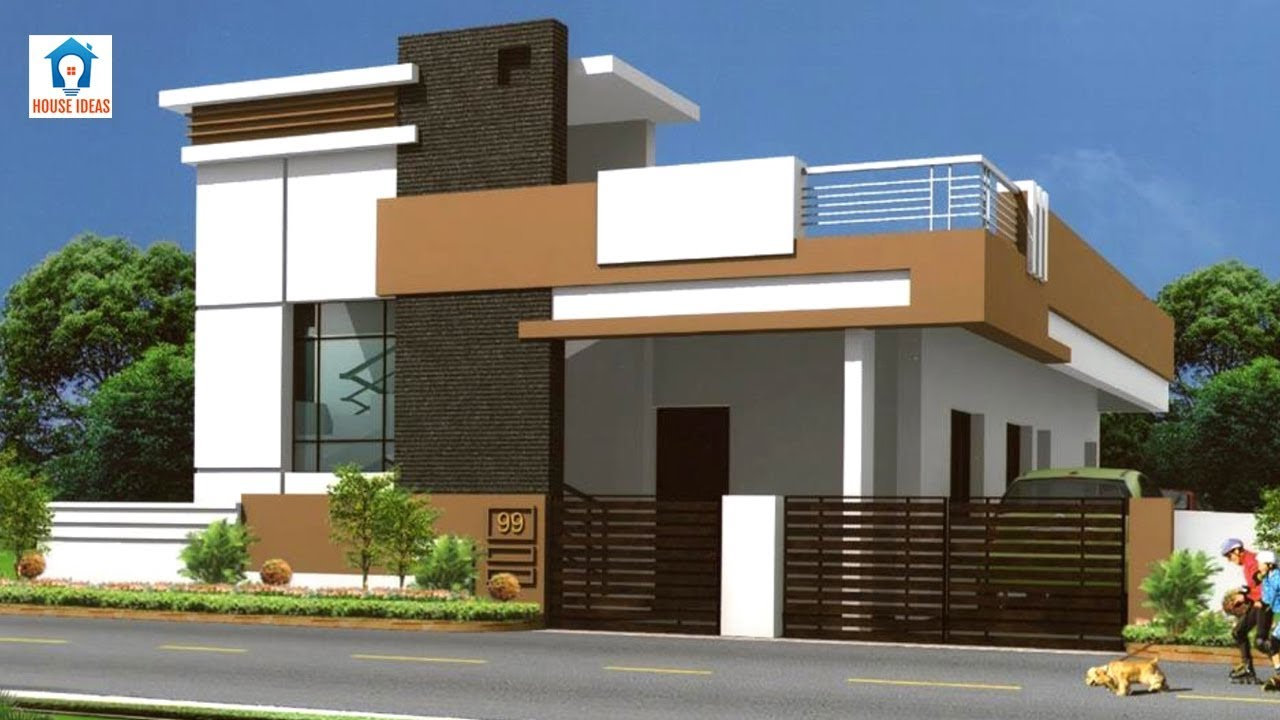 New House Designs 2019 India