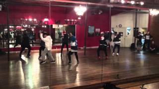 Justin Bieber   Company Collaboration Choreography   @therealajaye x @bdacones11