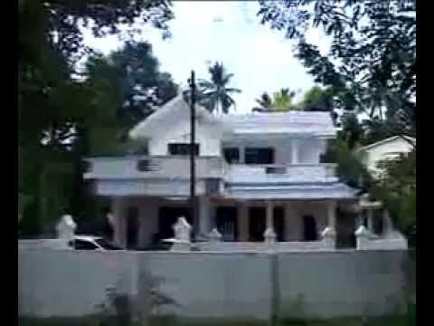 Beautiful Kerala Villa Design - Low Cost - YouTube