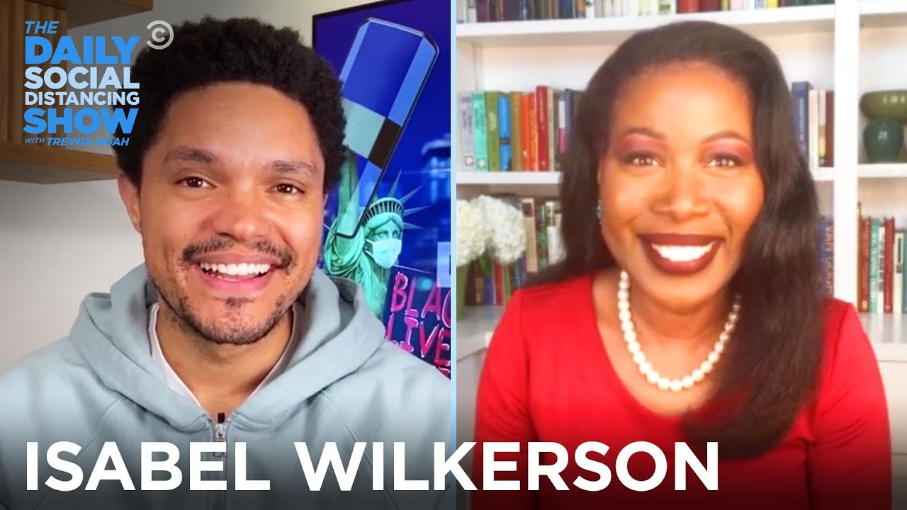 Download Isabel Wilkerson - Classifying People By Caste | The Daily Social Distancing Show