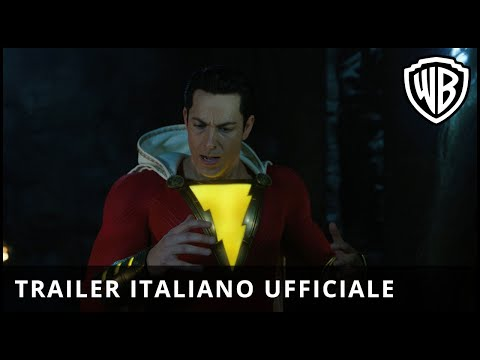SHAZAM! - Trailer Ufficiale Italiano - Dal 3 Aprile al Cinema