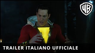 SHAZAM! - Trailer Ufficiale Italiano