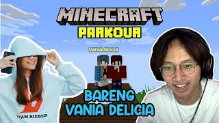 MINECRAFT PARKOUR WITH VANIA