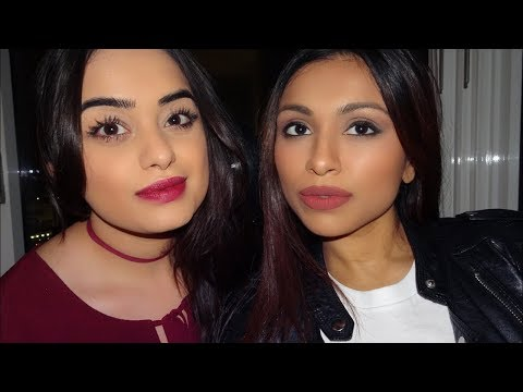 BESTIE DOES MY MAKEUP & CHIT CHAT: MUAs, College Drama, SASA, BrownGirlMag, Periods, & MUCH MORE