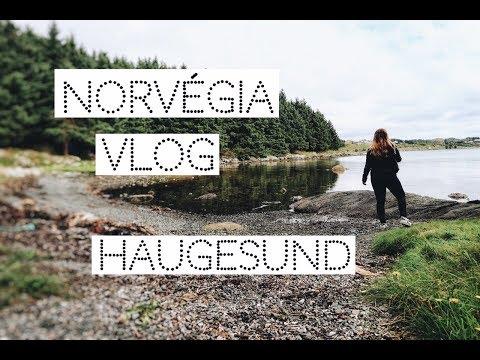 Norvégia vlog - második rész - Haugesund 2017/Brush
