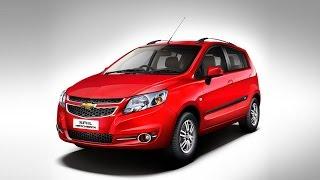 Chevrolet SAIL Hatchback 2014 review