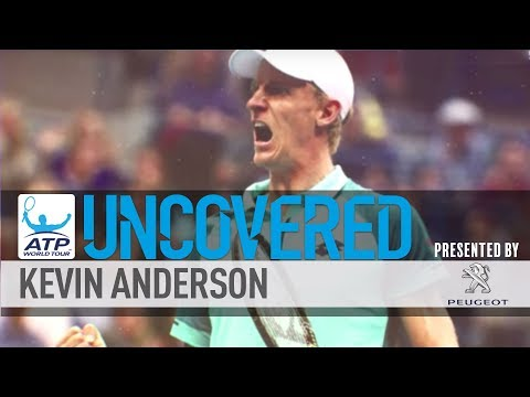 Kevin Anderson Uncovered 2017
