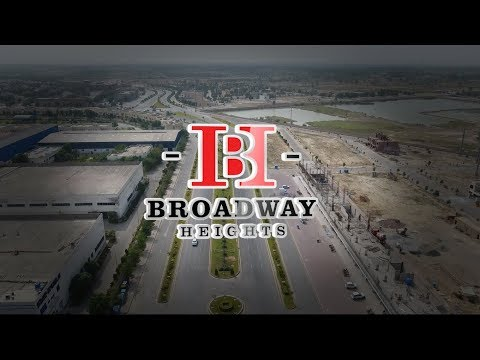 Broadway Heights - Construction Update July 2018